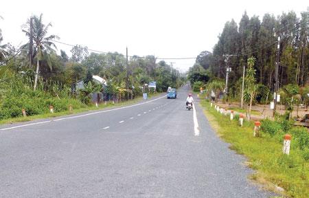Xây dựng đường Hồ Chí Minh xuyên ĐBSCL